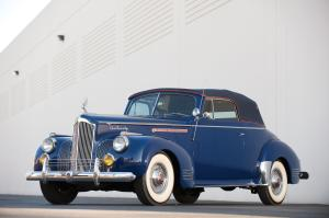 Packard 120 Convertible Coupe 1941 года
